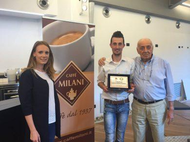Milani Espresso Italiano Champion 2016