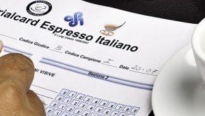 Patente Assaggiatore Istituto Internazionale Assaggiatori Caffè