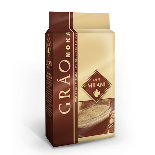 3d_GRAO_205g - Caffè Milani