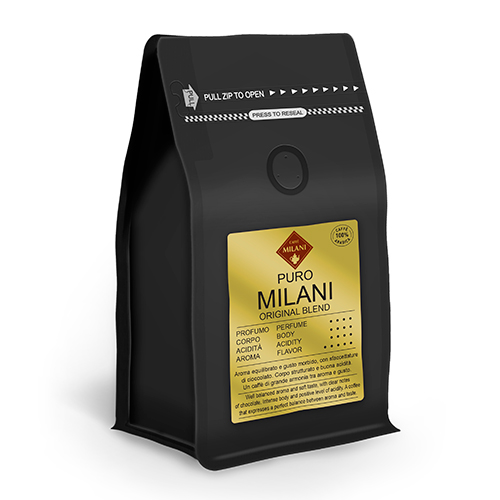 Puro Milani Sacchetto - Caffè Milani