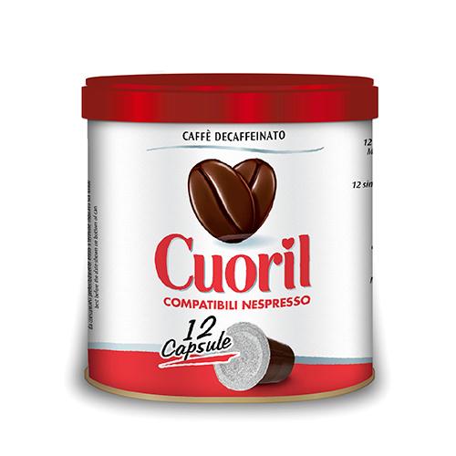 Cuoril - Milani capsules