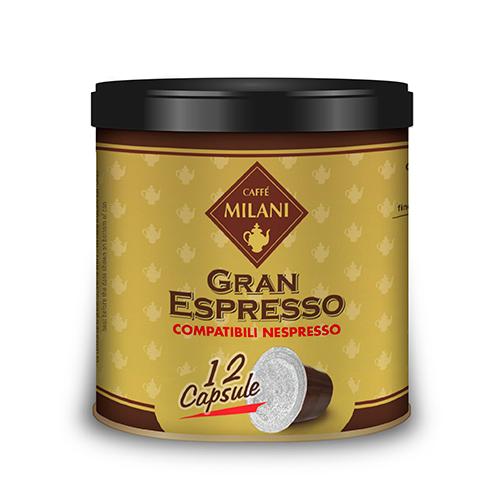 Gran Espresso Capsule