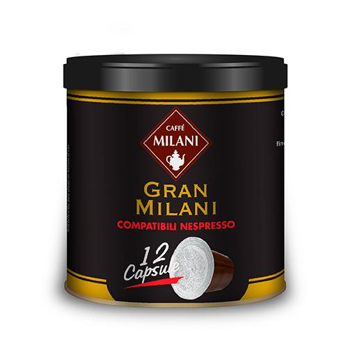 Gran Milani Capsules Nespresso