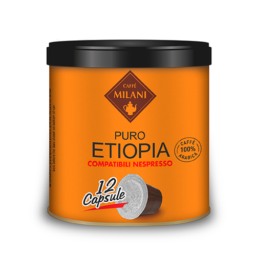Puro Etiopia Capsule