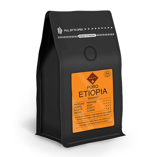 Puro Etiopia Sacchetto - Caffè Milani