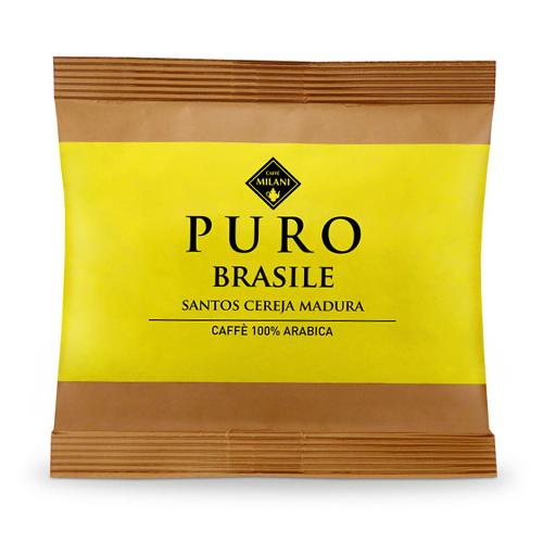 cialda puro brasile - Caffè Milani