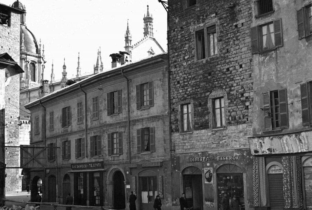 Foto storica di Como