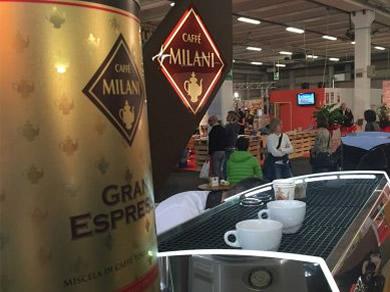 Milani a Ristorexpo 2016
