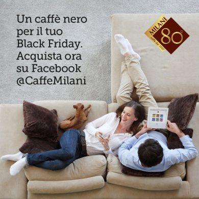 Un caffè nero per il tuo Black Friday?