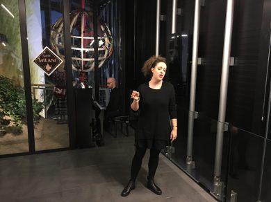 Le note di Carmen concludono le celebrazioni di Caffè Milani