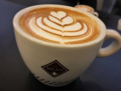 Latte Art – second level