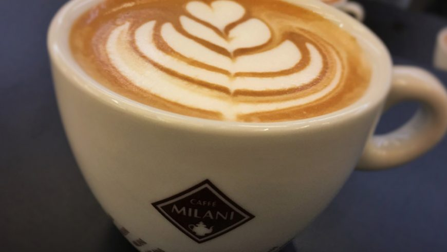 Latte Art – First level