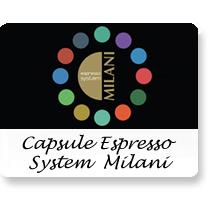 CAPSULE ESPRESSO SYSTEM MILANI
