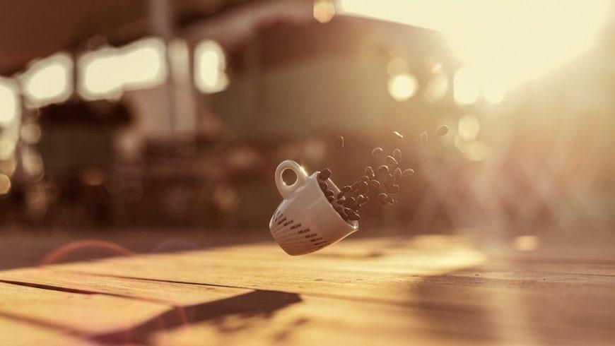 Una cena a base di caffè