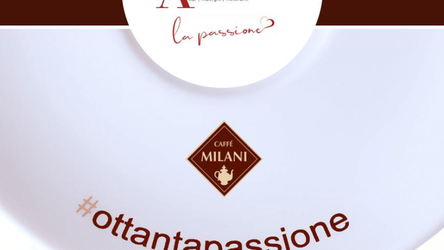 Caffè Milani sponsor di BARtù