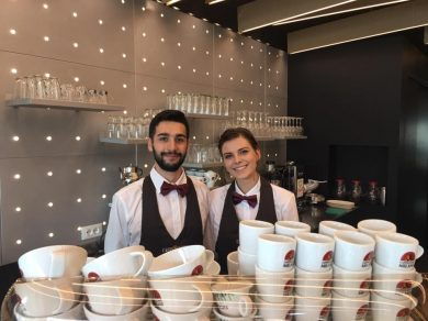 Caffè & Caffè Al Santo opens in the heart of Padua