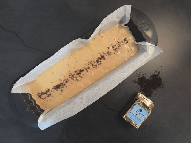 Plumcake caffe ricetta