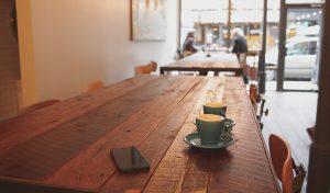 Letteratura e caffè: una lunga storia d'amore