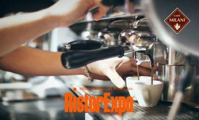 Caffè Milani a RistorExpo 2019