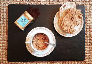 Hummus al caffè dedicato a tutte le donne