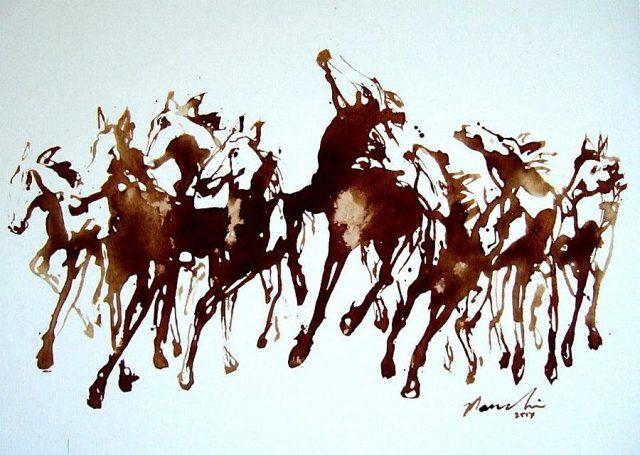 Horse -pornchai-lerttamasiri