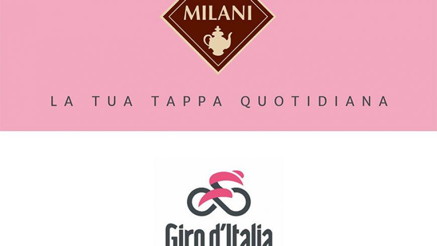 Il nostro benvenuto alla carovana rosa del Giro d'Italia