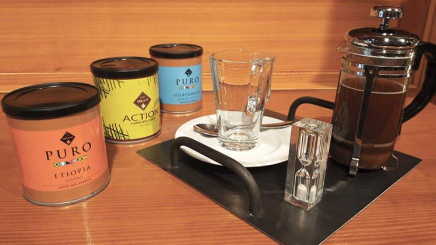 Vuoi provare un caffè diverso? Prova la French Press