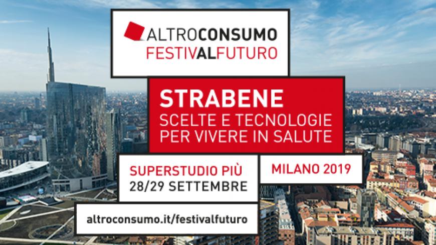 Aromi di Caffè Milani a StraBene il Festival di Altroconsumo
