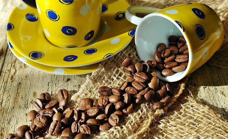 Colazione d'autunno: caffè e benessere