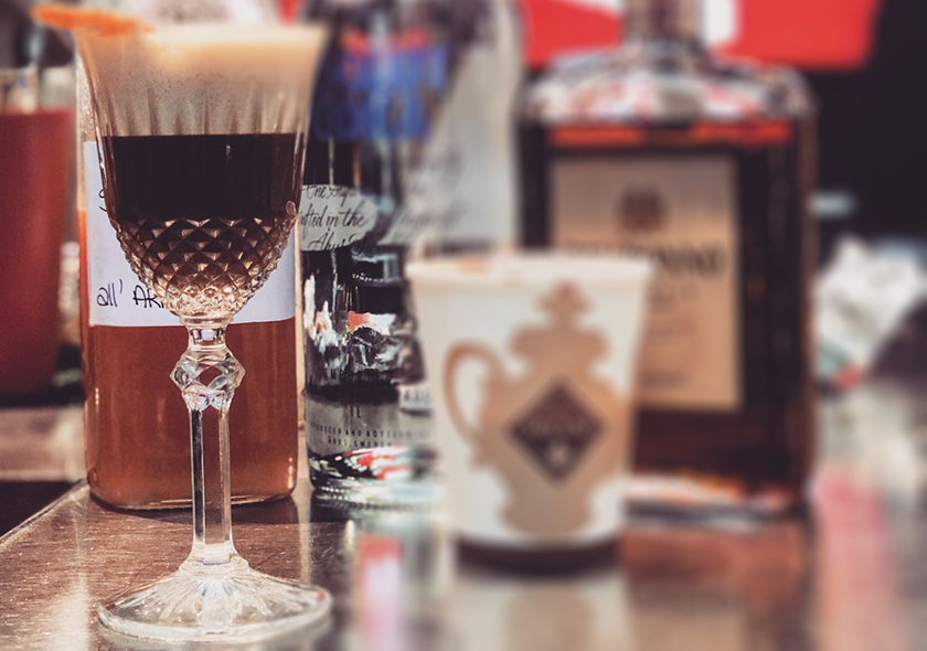 I nostri cocktail a base di caffè