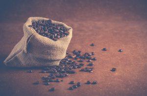 Il caffè in aromaterapia