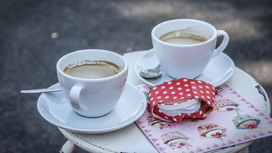 """""""…giusto il tempo di un caffè…"""" per scoprire le Emozioni"""