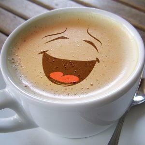 """""""…giusto il tempo di un caffè…"""" per scoprire le Emozioni: la Gioia"""