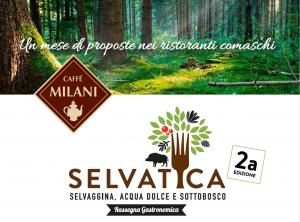 Caffe Milani sponsor di Selvatica