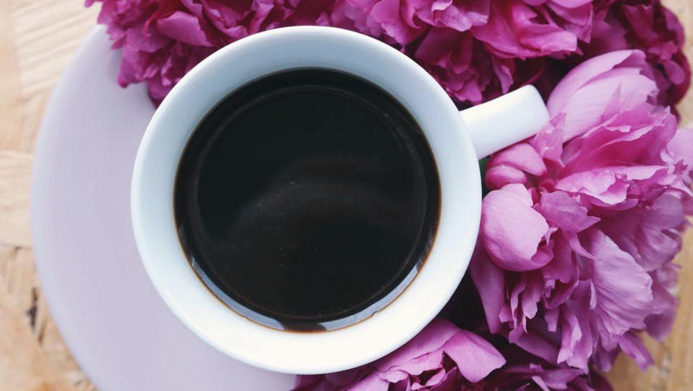 Caffè in rosa