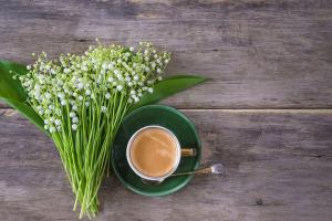 Un caffè fa primavera