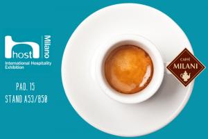 Caffè Milani a Host 2021